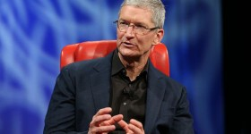 Apple CEO Tim Cook at AllThingsD D11 Conference