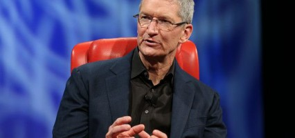 "Tim Cook on android threat: ""We've always suited up and fought…"""