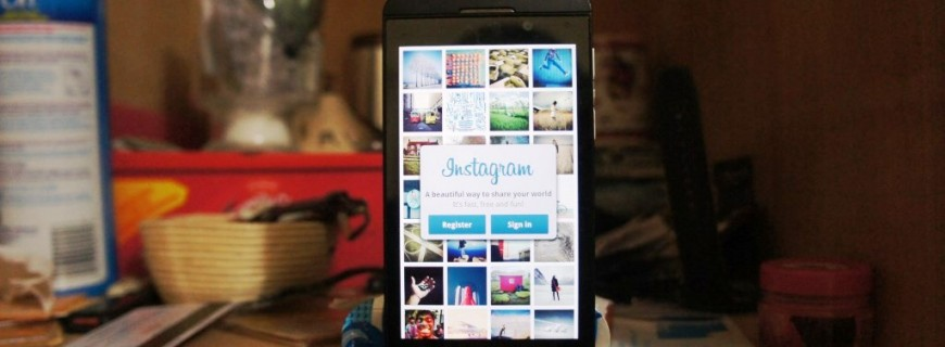 Instagram for BlackBerry Z10 beta leaked