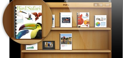 How to share a link to a book with iBooks for iPhone and iPad