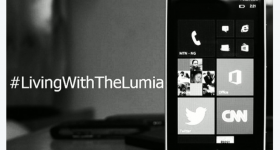 Living with the Lumia: Day 2