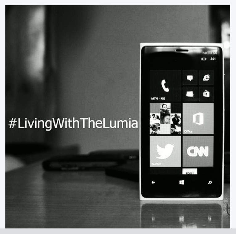 living with the lumia
