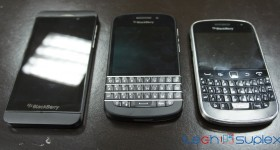 Old BBM won't chat with BlackBerry 10? Here is a fix
