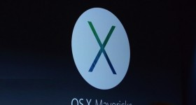 Apple ditches cats, unveils OS X Mavericks