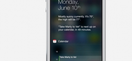 Apple announces completely redesigned iOs 7! Details and images! [Updated]