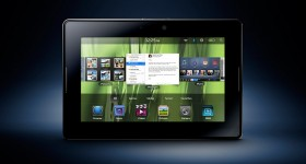 BlackBerry10 OS Not Coming to Playbook