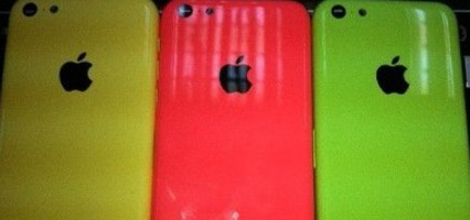 Images of the purported budget iPhone hit the internet
