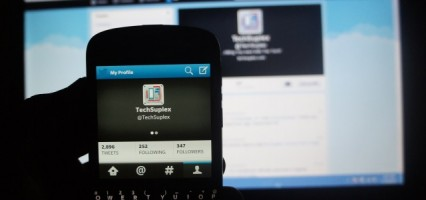 Twitter for BlackBerry 10.2