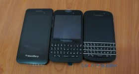 BB 10 devices