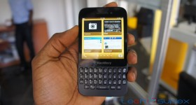 "BlackBerry Q5 Review: BlackBerry 10 for ""cheap""…worth it?"