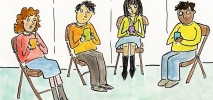 Is technology making us anti-social?