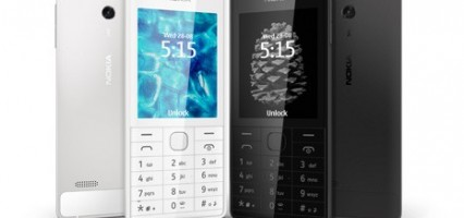 Nokia 515 brings aesthetics back to dull feature phones