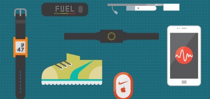 What's the deal with wearable tech?