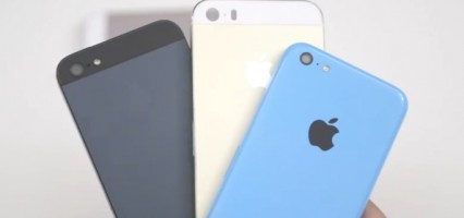 Hilarious iPhone 5C and 5S video