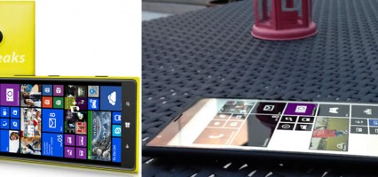 Say Hello To The Lumia 1520, Nokia's 6 Inch 'Beastie' Phablet