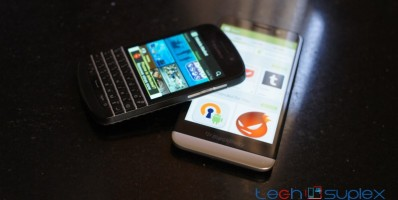 How to get the Google Play service on a BlackBerry 10 device.