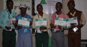 BlackBerry and Junior Achievement Nigeria host the STEM Innovation Camps for students