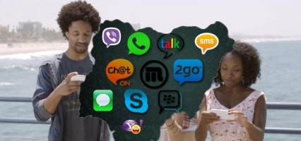 Instant Messaging Battle: The Nigerian Front
