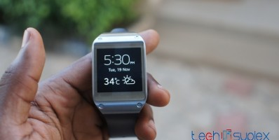 Samsung Galaxy Gear Hands On and Impressions