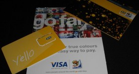 MTN Partners with Visa; Mobile Money to be accepted wordwide via Visa's Network
