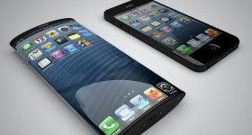 Apple said to be working on Larger iPhones with Curved Displays
