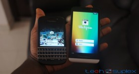 Instagram comes to BlackBerry via iGrann and BlackGram [Update]