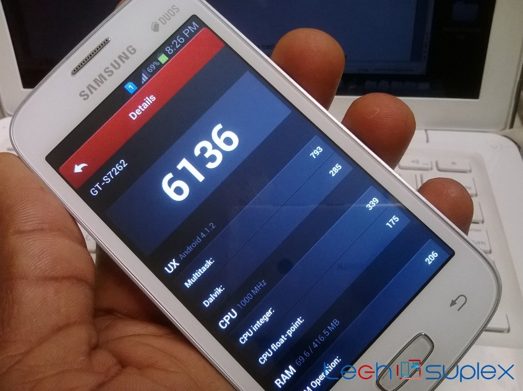 Samsung Galaxy Star Pro Duos Review: Not the Ace we hoped for ...