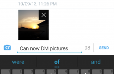 Twitter gets updated with UI refresh, now lets you DM photos