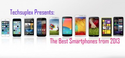 The Best Smartphones from 2013