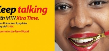 "MTN's XtraTime lets you ""borrow credit"" to when you run out"