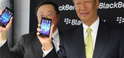 BlackBerry announces the N30k BlackBerry Z3 & the BlackBerry Q20
