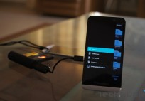 BlackBerry Z30 OTG