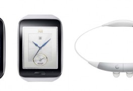 Samsung Gear S and Gear Circle