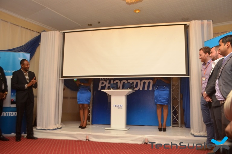 Tecno Phantom Z launch (2)