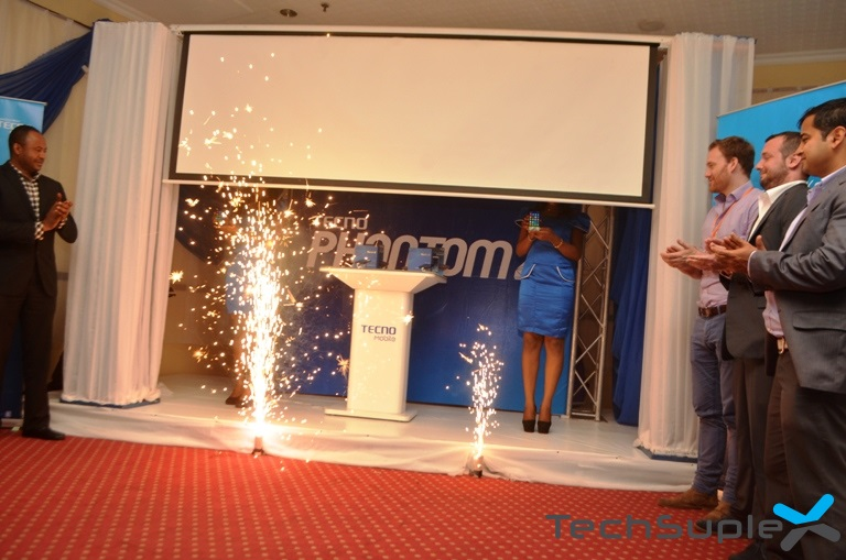 Tecno Phantom Z launch (4)