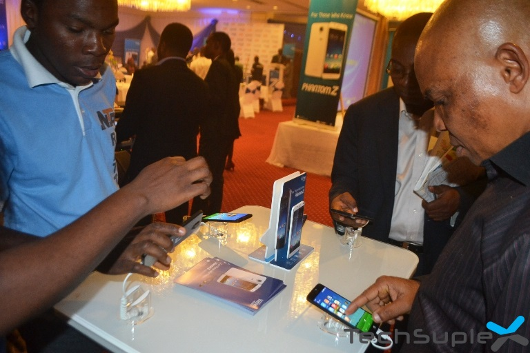 Tecno Phantom Z launch (6)
