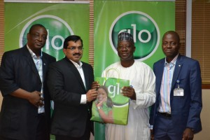 University of Ilorin and Glo partner on e-Learning