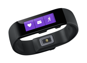 Microsoft joins the wearable Bandwagon with Band