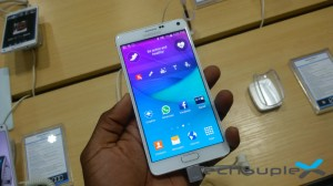 Hands-on with the Samsung Galaxy Note 4