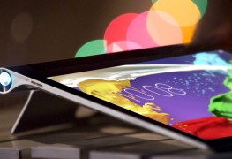 Lenovo Yoga Tablet 2 Pro is also a home theatre system-Techsuplex