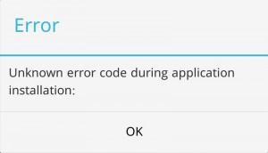 Google Play errors and their fixes.