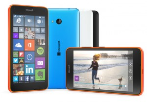 Microsoft announces the Lumia 640 and Lumia 640 XL