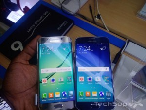 Samsung Galaxy S6 and S6 Edge Impressions