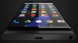 Leaked image gives first glimpse of the android BlackBerry Venice