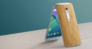 What was announced at Motorola's Moto X Event 2015?
