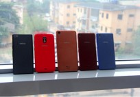 From left to right: Infinix ZERO, HOT, HOT NOTE, ZERO2, and HOT 2 Android One
