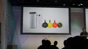 Google Nexus 2015 Event Announcements