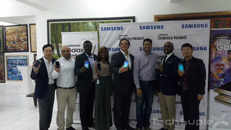 Samsung Galaxy Note 5 launch15