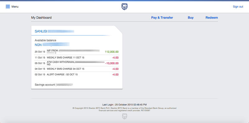 Stanbic IBTC Internet Banking Review2