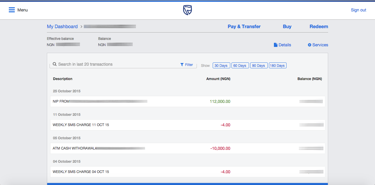 Stanbic IBTC Internet Banking Review7